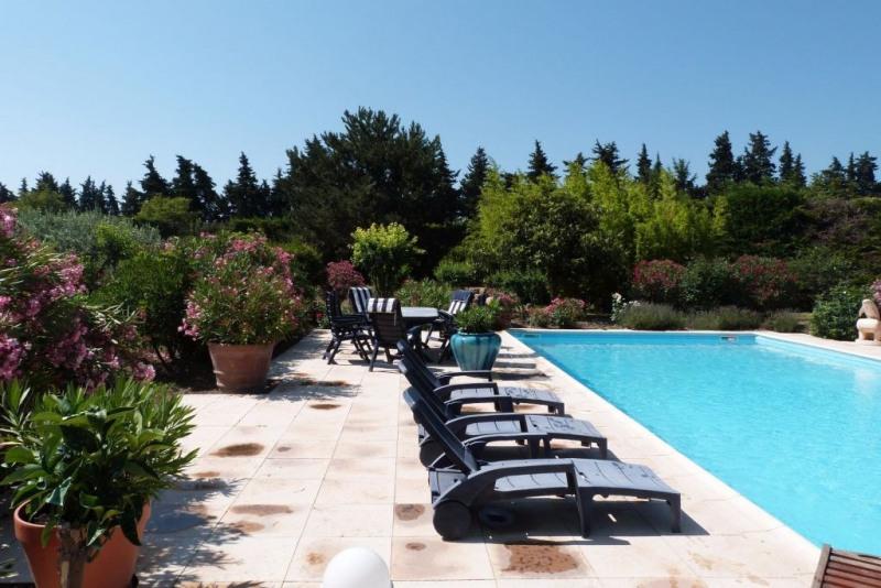 Deluxe sale house / villa Saint remy de provence 895000€ - Picture 5