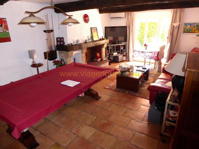 Vendita nell' vitalizio di vita casa Auribeau-sur-siagne 36000€ - Fotografia 4
