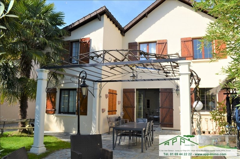 Deluxe sale house / villa Athis mons 518 000€ - Picture 1