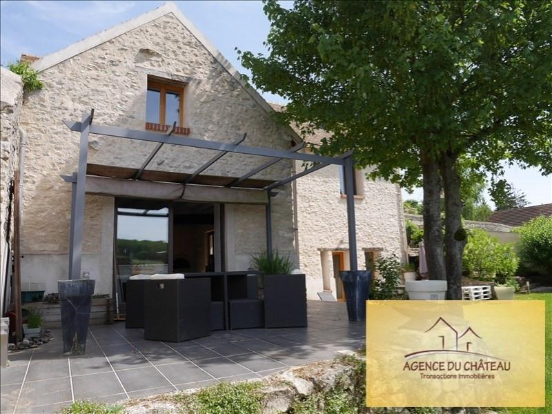 Sale house / villa Villette 385000€ - Picture 7