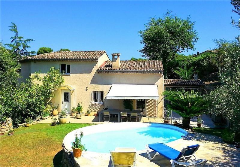 Vente de prestige maison / villa Le golfe juan 885000€ - Photo 1