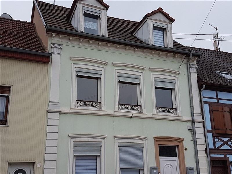 Affitto appartamento Bischwiller 550€ CC - Fotografia 1