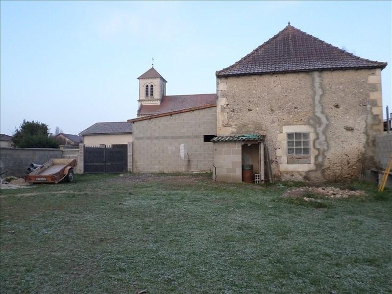 Vente maison / villa Chauvigny 63000€ - Photo 2