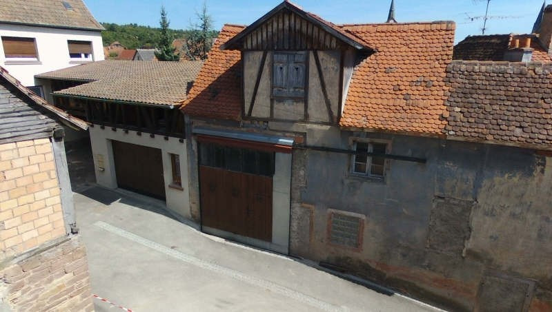 Vente maison / villa Romanswiller 91000€ - Photo 8