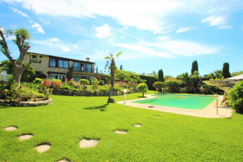 Deluxe sale house / villa Vence 1 980 000€ - Picture 4