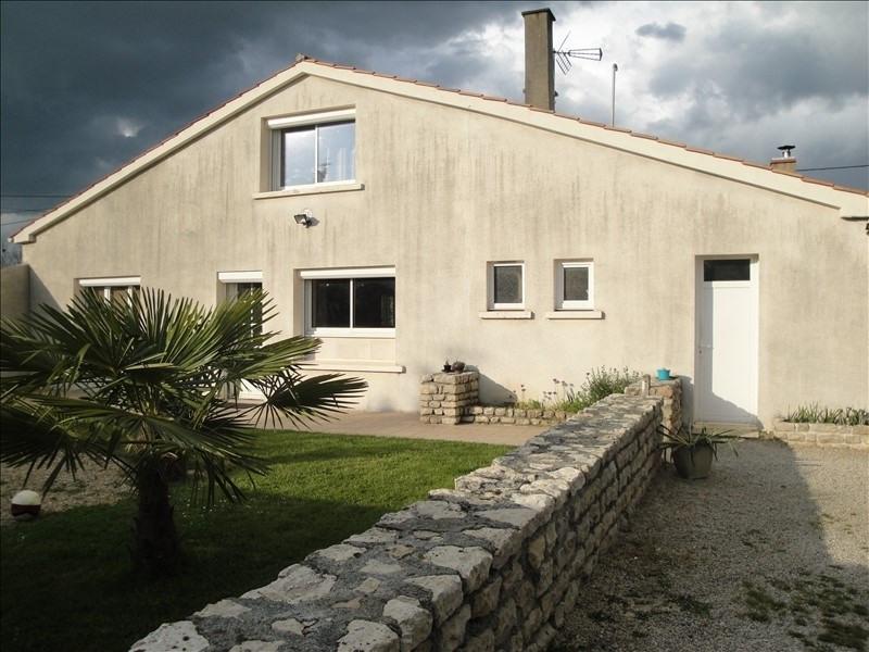 Vente maison / villa Coulonges sur l autize 152000€ - Photo 1