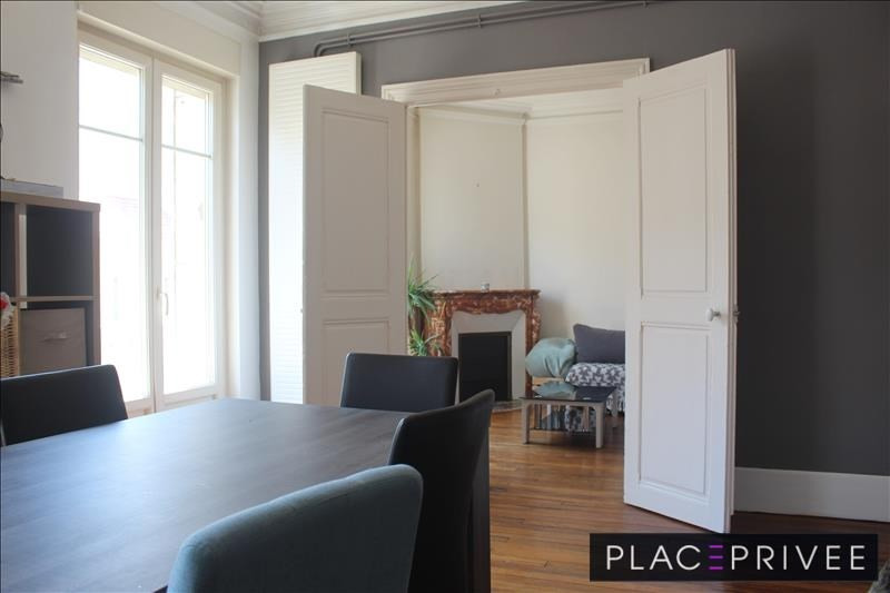 Rental apartment Nancy 795€ CC - Picture 1