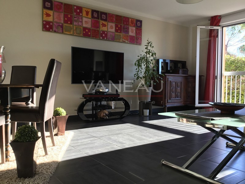 Vente de prestige appartement Vallauris 259 000€ - Photo 2
