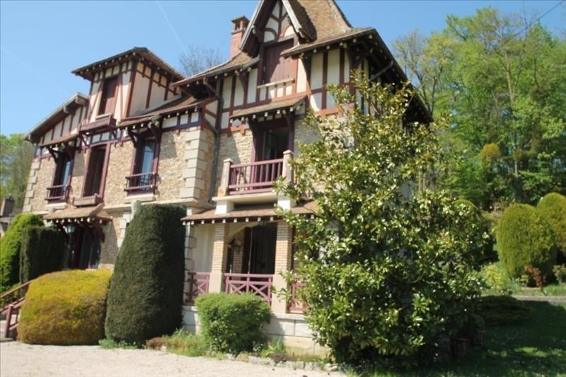 Sale house / villa Chartrettes 699000€ - Picture 1