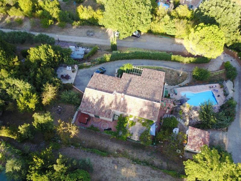 Sale house / villa Salernes 526000€ - Picture 1