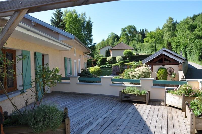Sale house / villa Dortan 350000€ - Picture 3