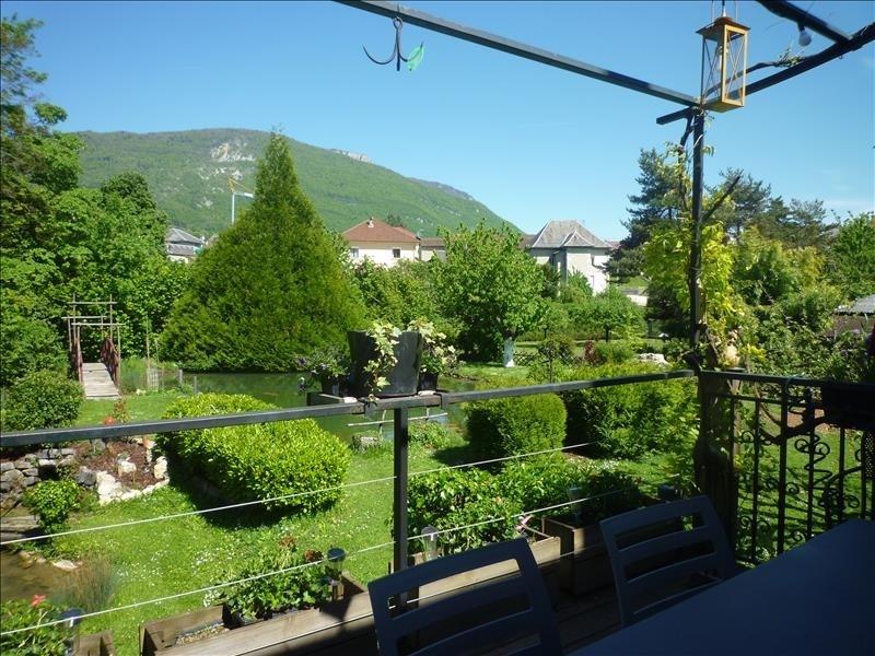 Vente de prestige maison / villa Seyssel 699000€ - Photo 2