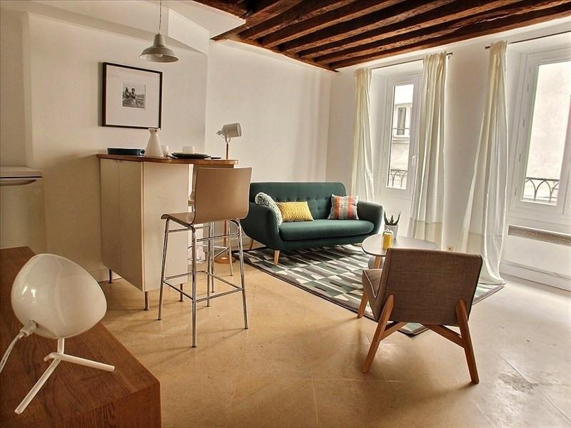 Rental apartment Paris 6ème 1450€ CC - Picture 1