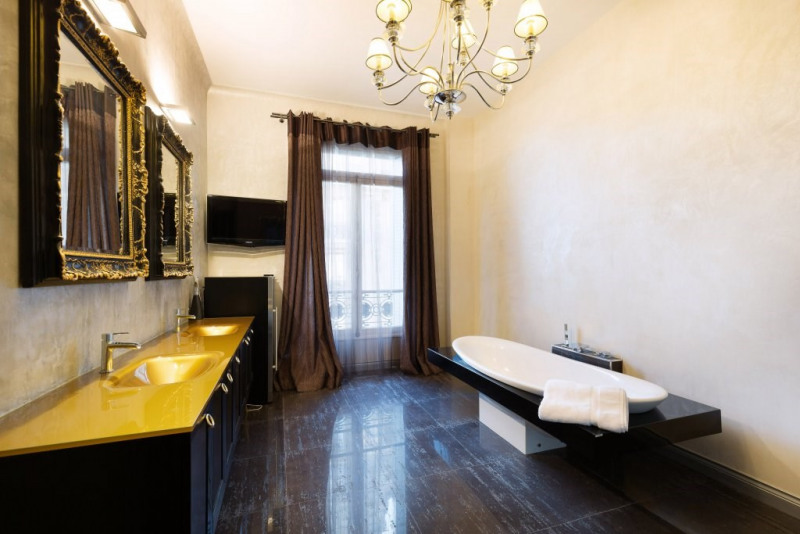 Revenda residencial de prestígio apartamento Paris 16ème 2350000€ - Fotografia 9