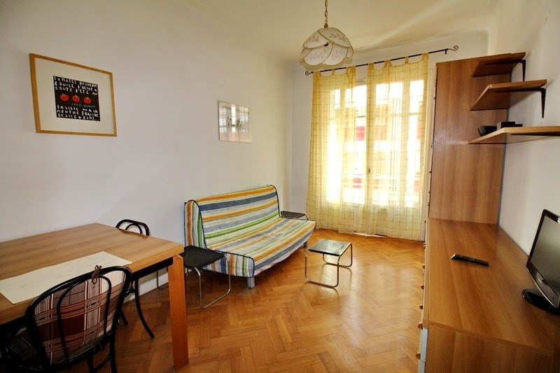 Rental apartment Nice 780€ CC - Picture 1