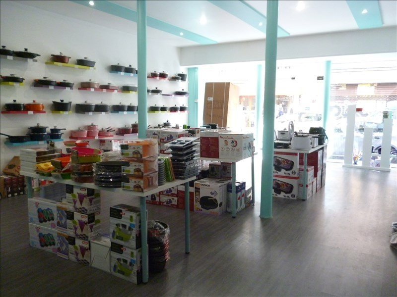Commercial property sale shop Paris 11ème 135 000€ - Picture 1