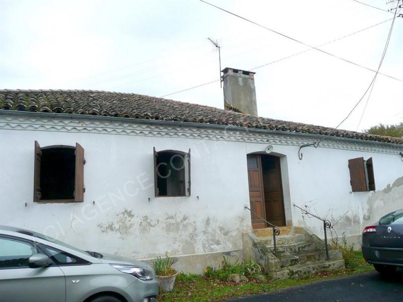 Vente maison / villa Cazaubon 80000€ - Photo 1
