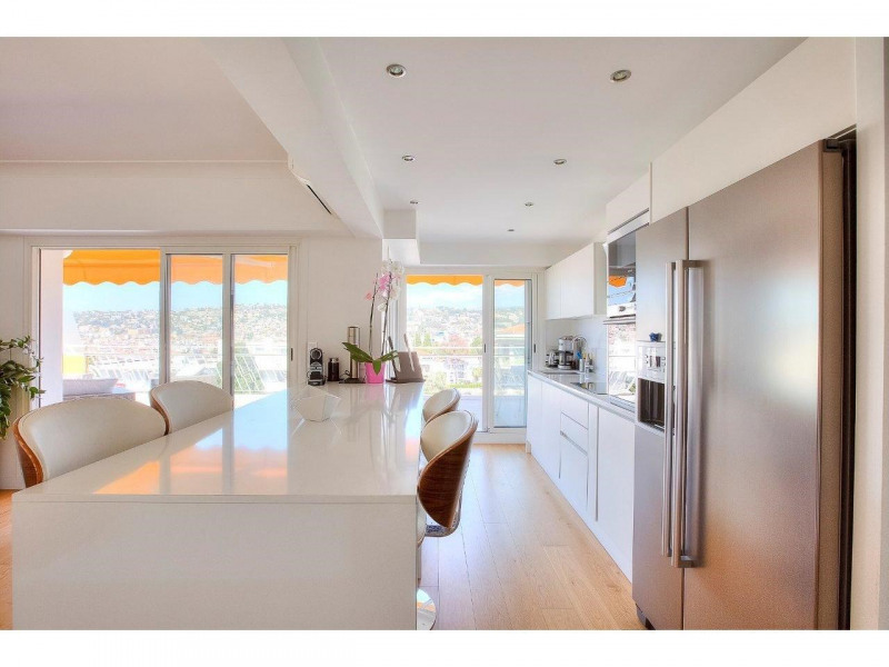 Deluxe sale apartment Nice 568500€ - Picture 7