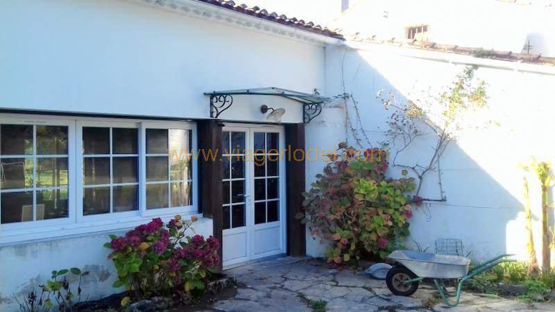 Vitalicio  casa Gaillan-en-médoc 130000€ - Fotografía 8