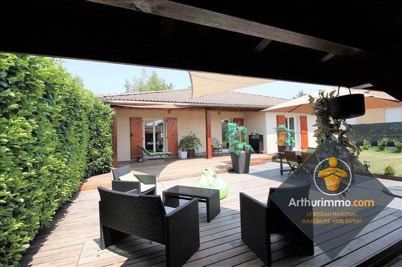 Sale house / villa Tignieu jameyzieu 319000€ - Picture 2
