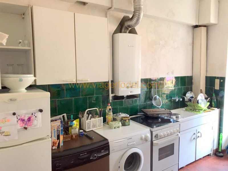 Vendita nell' vitalizio di vita appartamento Nice 39900€ - Fotografia 6