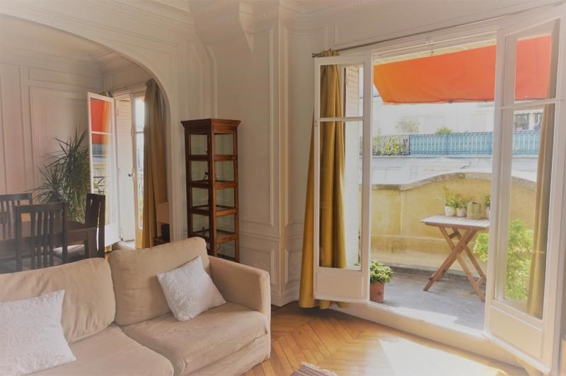Location appartement Paris 17ème 3850€ CC - Photo 1