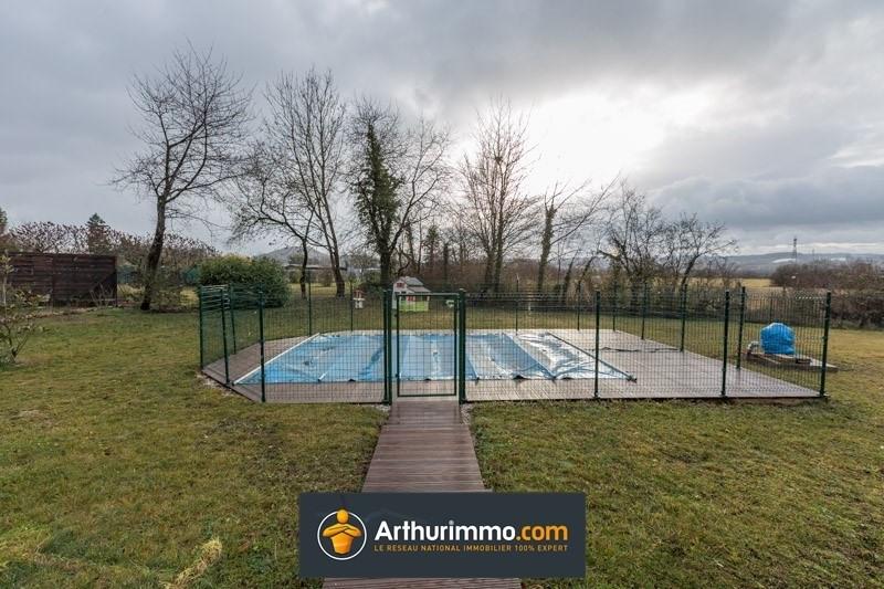 Sale house / villa Serrieres de briord 225000€ - Picture 11