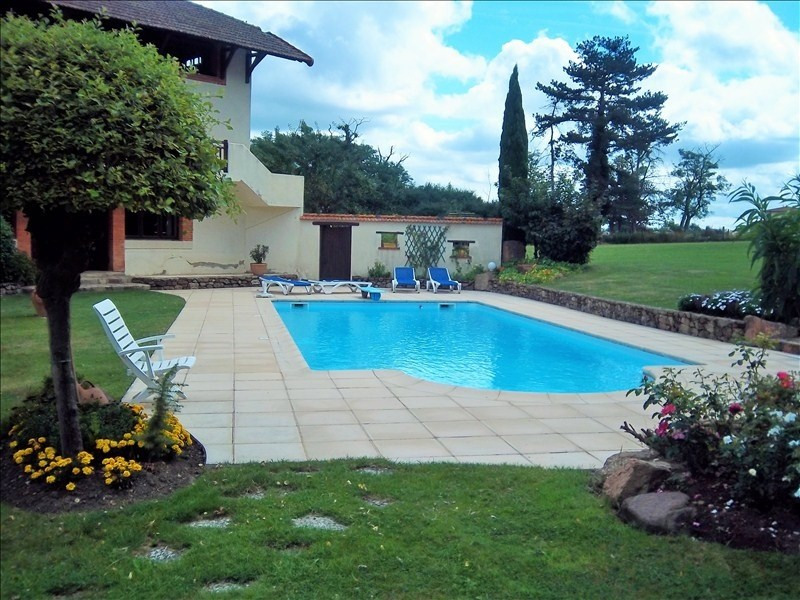 Deluxe sale house / villa Villerest 399 000€ - Picture 9