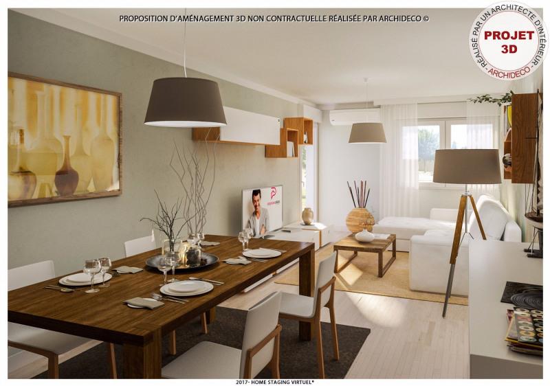 Vente appartement Orange 91000€ - Photo 1