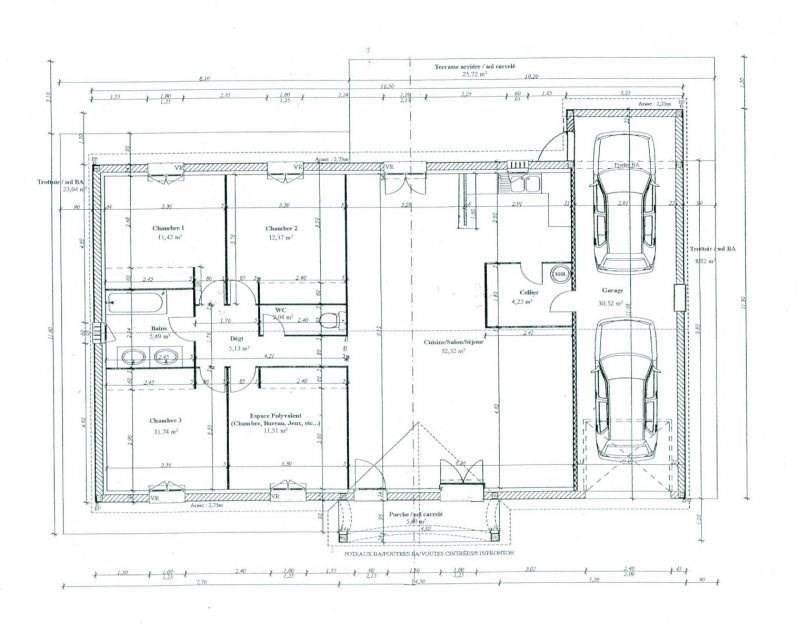 Venta  casa Agen 189000€ - Fotografía 2