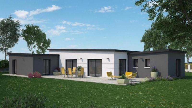 Maison  4 pièces + Terrain 455 m² Villedieu-la-Blouère par maisons ERICLOR