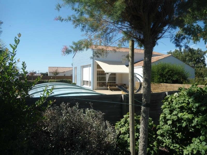 Vente maison / villa St vincent sur jard 374000€ - Photo 1