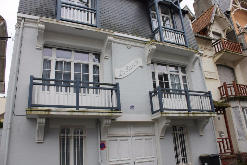 Affitto appartamento Le touquet paris plage 385€ CC - Fotografia 1