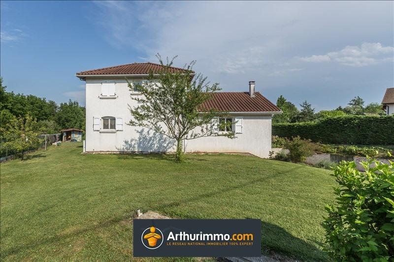 Sale house / villa Morestel 363000€ - Picture 10