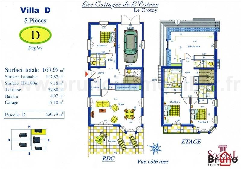 Vente de prestige maison / villa Le crotoy 626000€ - Photo 2