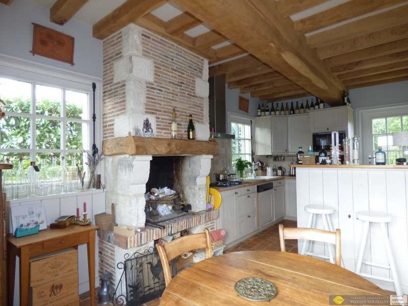Deluxe sale house / villa Douville en auge 630000€ - Picture 5