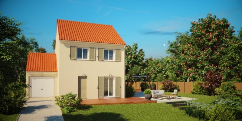 """Modèle de maison  """"Modèle de maison 4 pièces"""" à partir de 4 pièces Seine-et-Marne par Maison pierre"""