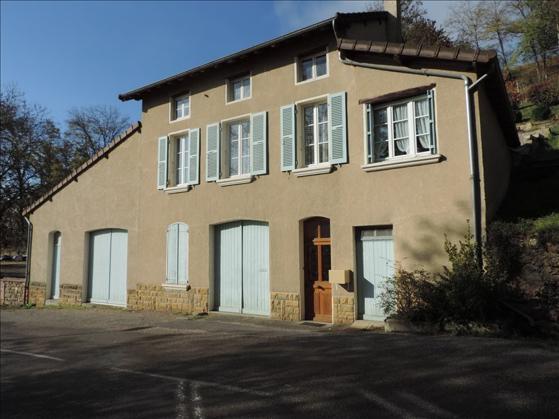 Vente maison / villa Iguerande 89 000€ - Photo 1