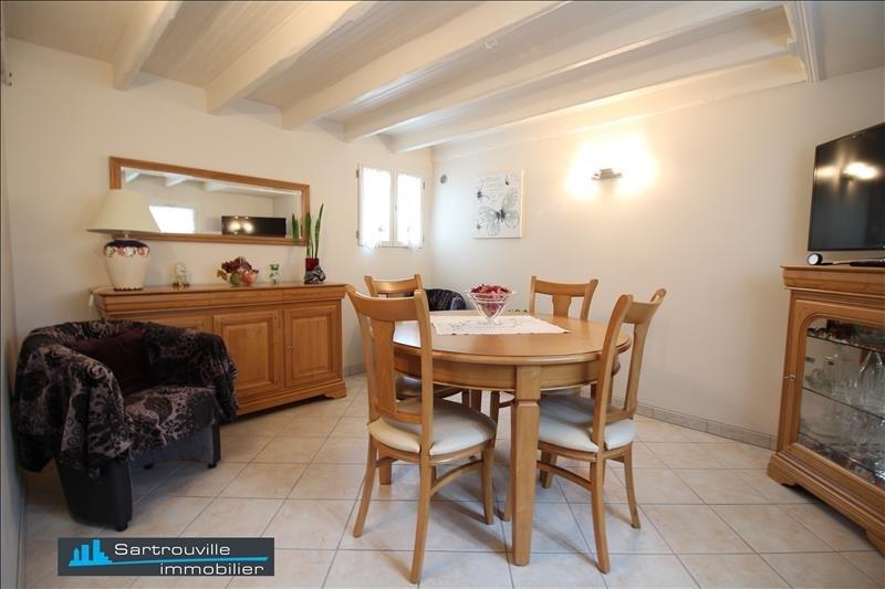 Sale house / villa Sartrouville 325000€ - Picture 3