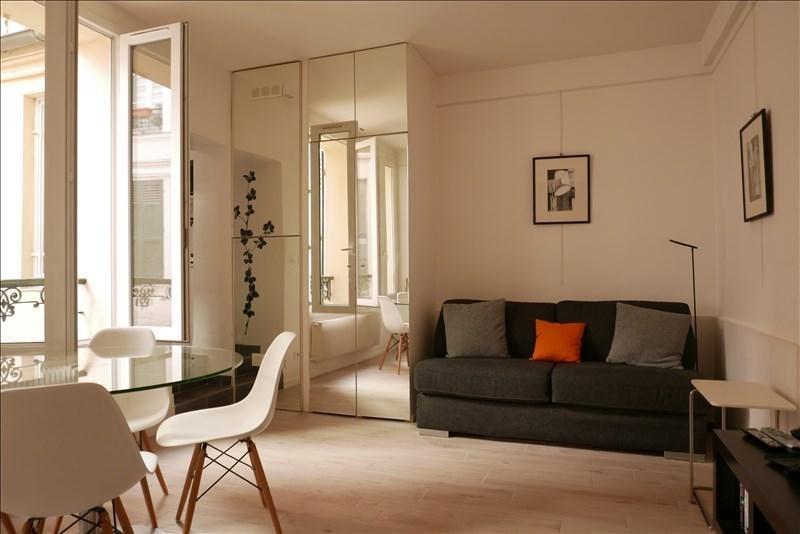 Vente appartement Paris 6ème 294000€ - Photo 1
