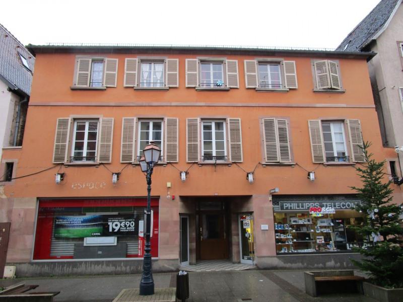 Sale building Saverne 648900€ - Picture 1