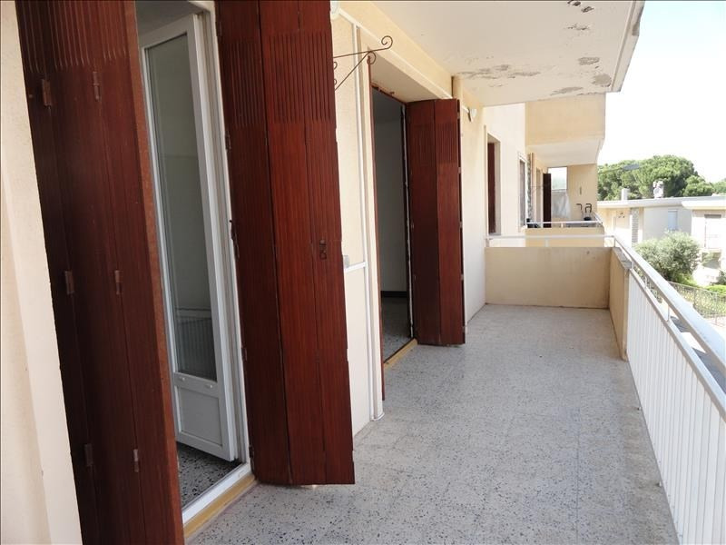 Vente appartement Lunel 110000€ - Photo 1