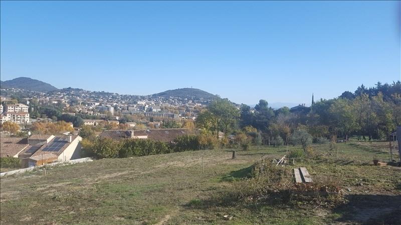 Vente terrain Manosque 153000€ - Photo 1