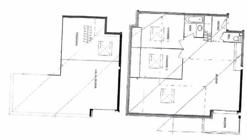 Vendita appartamento Chamonix mont blanc 495000€ - Fotografia 7