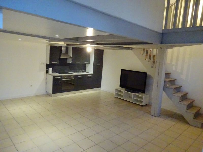 Sale apartment Toulouse 128 000€ - Picture 2