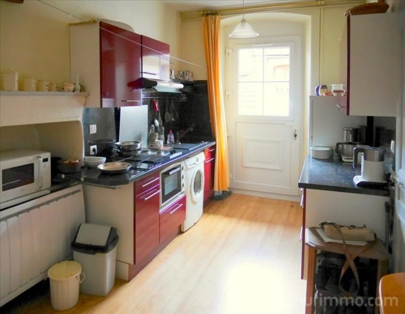 Sale apartment Ornans 65000€ - Picture 4