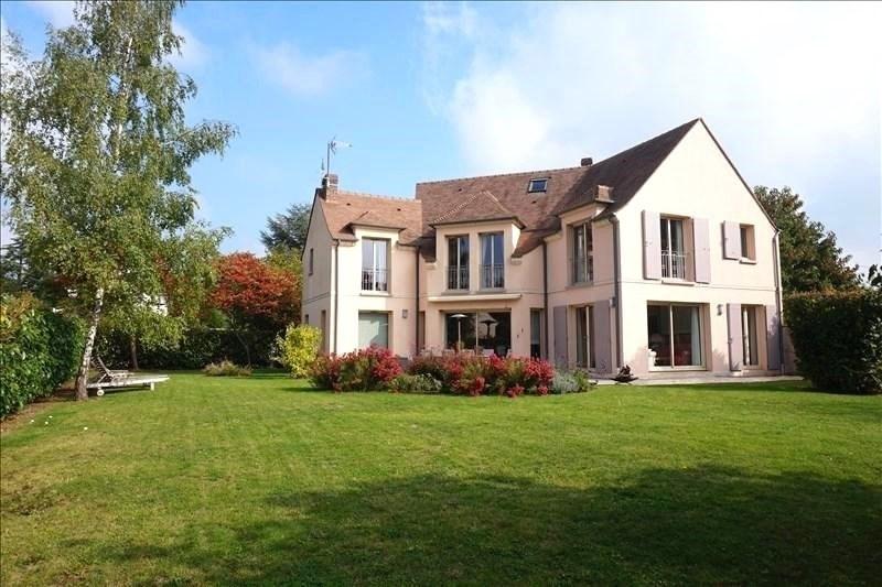 Sale house / villa Feucherolles 985000€ - Picture 1