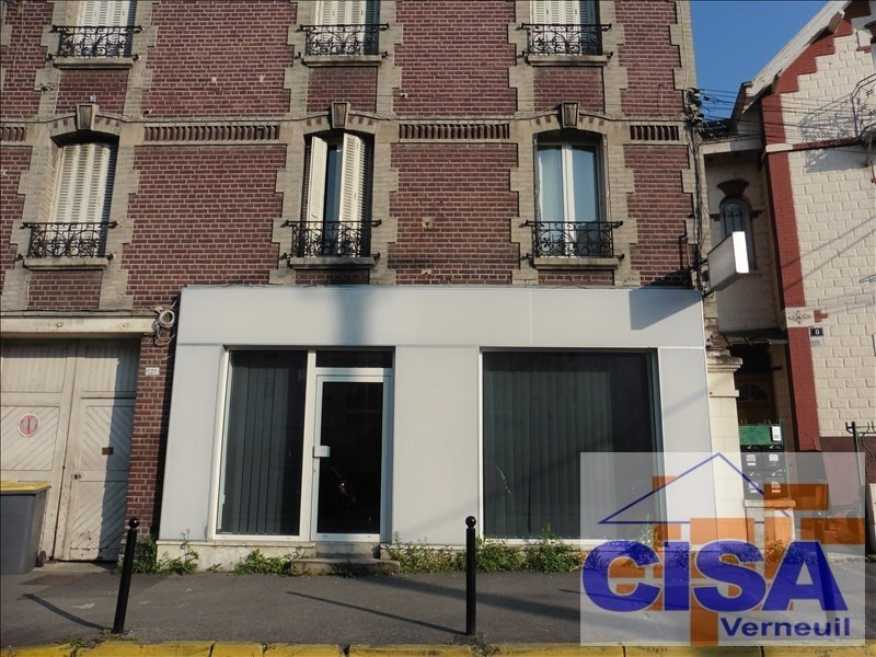 Vente local commercial Creil 178 000€ - Photo 1