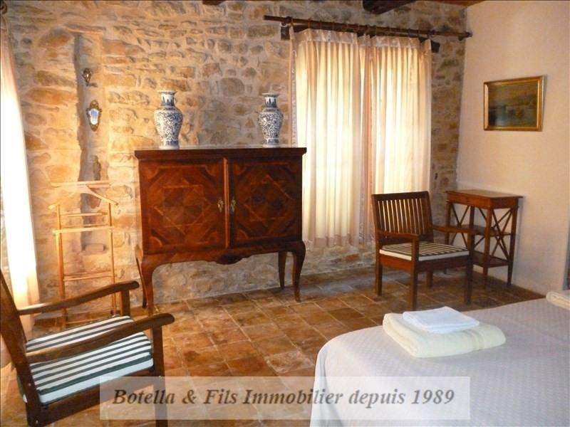Verkauf von luxusobjekt haus Uzes 569000€ - Fotografie 8