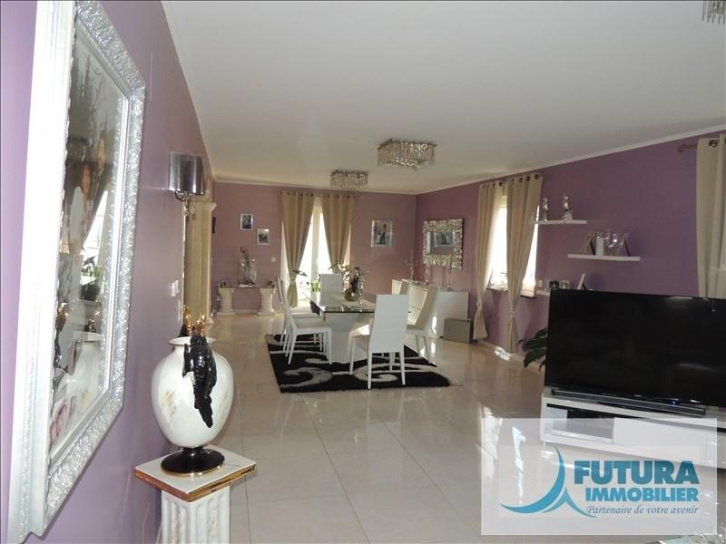 Vente maison / villa Behren les forbach 398000€ - Photo 5